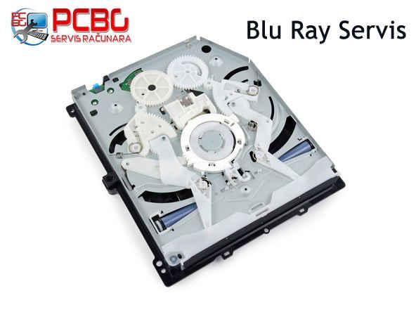 popravka blu ray optike