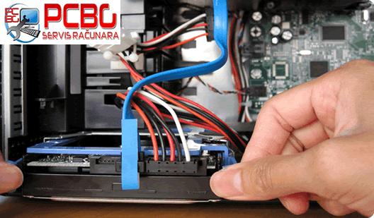 Servis računara PCBG u Beogradu
