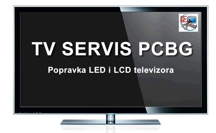 Tv servis PCBG
